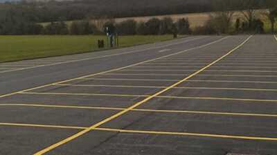 Carpark Surfacing Marking
