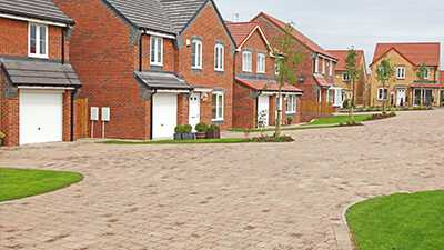 Block Paving and Sandstone Driveways