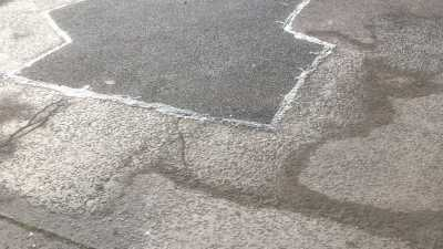 Tarmac Patch Repair
